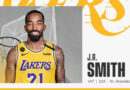 El fichaje de JR Smith en Los Angeles Lakers es oficial