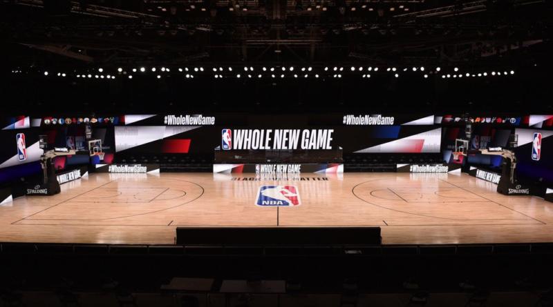 Luz, cámara, acción: la NBA está de regreso