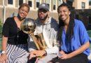 Pionera, estrella y madre de jugadores NBA y WNBA