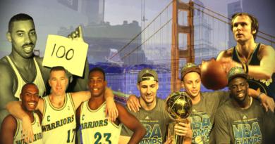 Golden State Warriors: la moda que comenzó hace 74 años