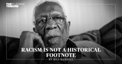 «Racism Is Not a Historical Footnote», por Bill Russell