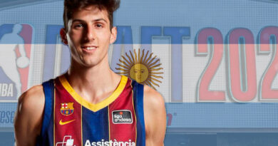 La historia argentina en el Draft