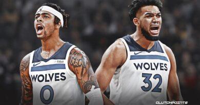 Russell y KAT: Estrellas de los Timberwolves