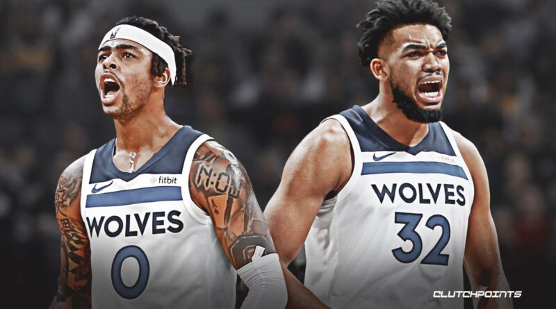 Russell y KAT: ¿El futuro de Minnesota Timberwolves?