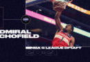 Admiral Schofield - Draft G League