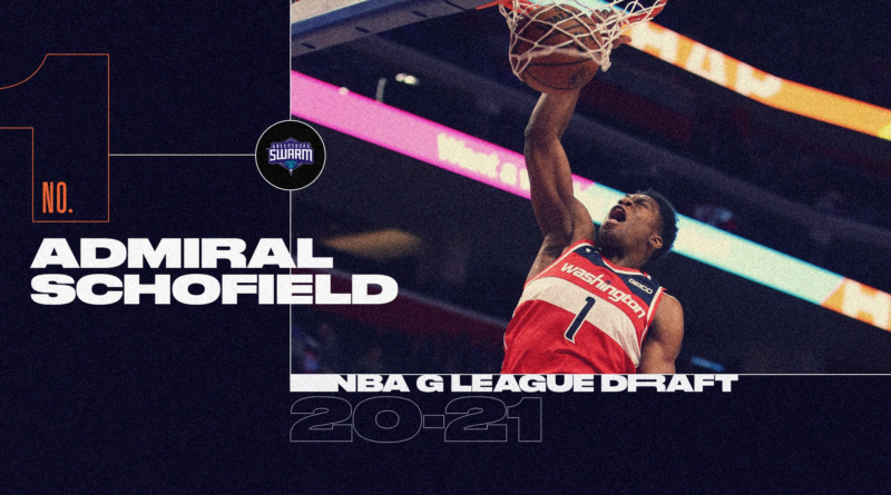 Admiral Schofield - Draft G League