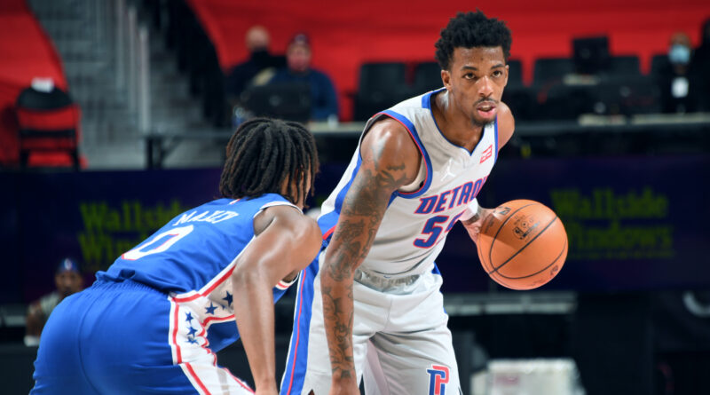 Delon Wright (Detroit Pistons)