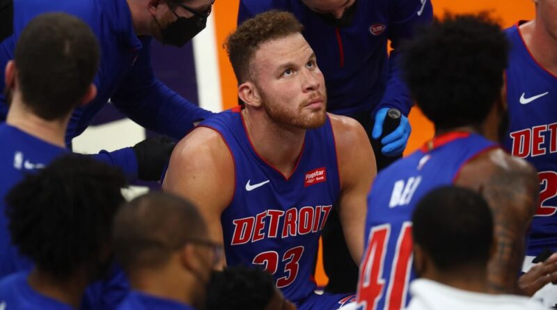 Blake Griffin (Detroit Pistons)