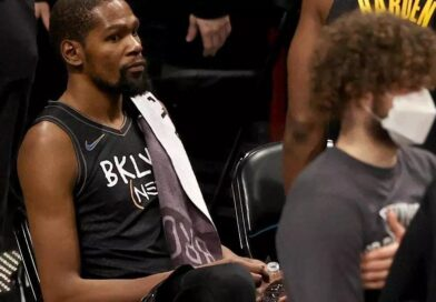 Kevin Durant no estará en el All-Star Game