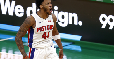 Saddiq Bey (Detroit Pistons)