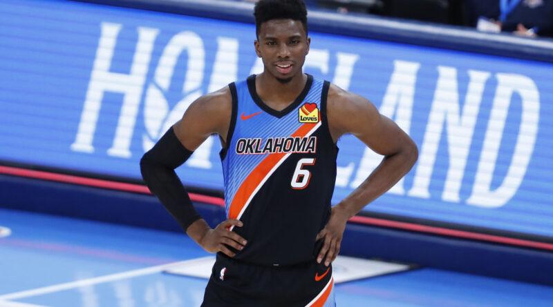 Hamidou Diallo (Oklahoma City Thunder)