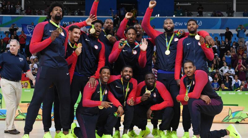 Estados Unidos Team USA en los Juegos Olímpicos de Río 2016