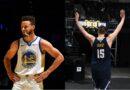 Curry y Jokic, en una liga totalmente diferente