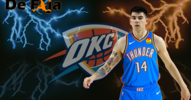 Gabriel Deck, Oklahoma City Thunder