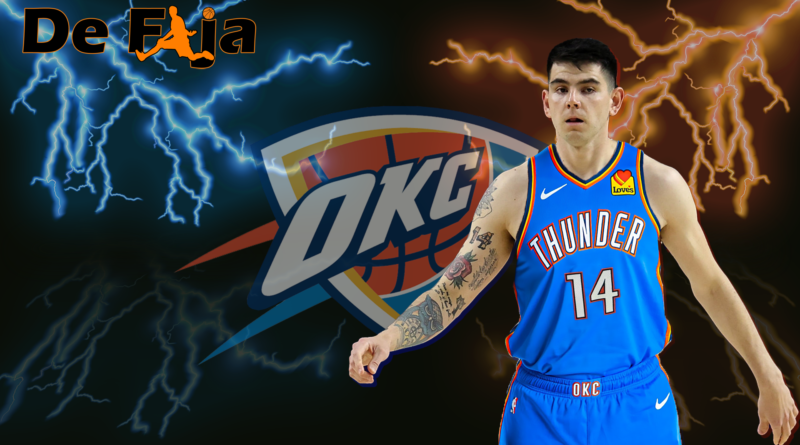 Gabriel Deck, Oklahoma City Thunder