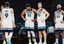 Quinteto Minnesota Timberwolves