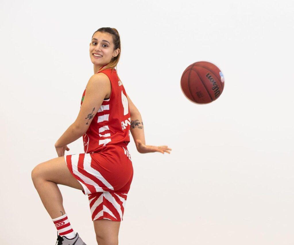 Florencia Chagas ya fue drafteada, quedará en manos de ella cuándo se convertirá en la primera argentina en la WNBA