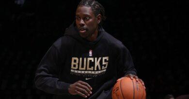 Jrue Holiday (Milwaukee Bucks)