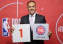 Los Pistons ganaron la Lotería y abrirán el próximo Draft