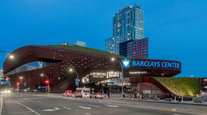 Barclays Center (Draft de la NBA)