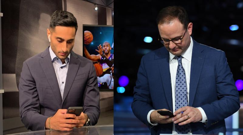 Agencia libre NBA - Shams y Woj