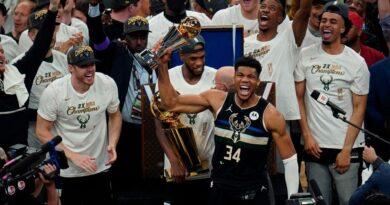 Después de mil y un traspiés, Giannis y los Bucks son los nuevos campeones de la NBA