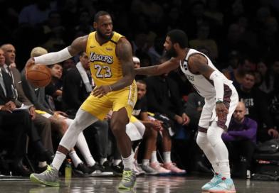 LeBron James - Kyrie Irving / NBA