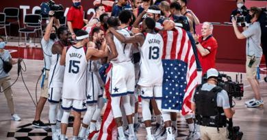 Estados Unidos - Team USA oro olímpico en Tokio 2020