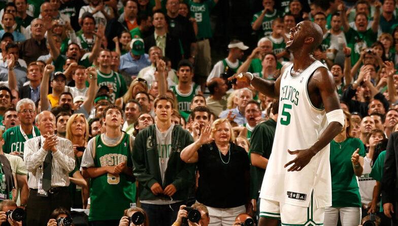 Kevin Garnett (Boston Celtics)